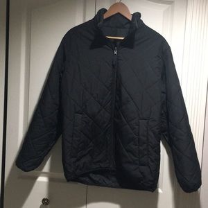Men's reversible lightweight winter/fall jacket M